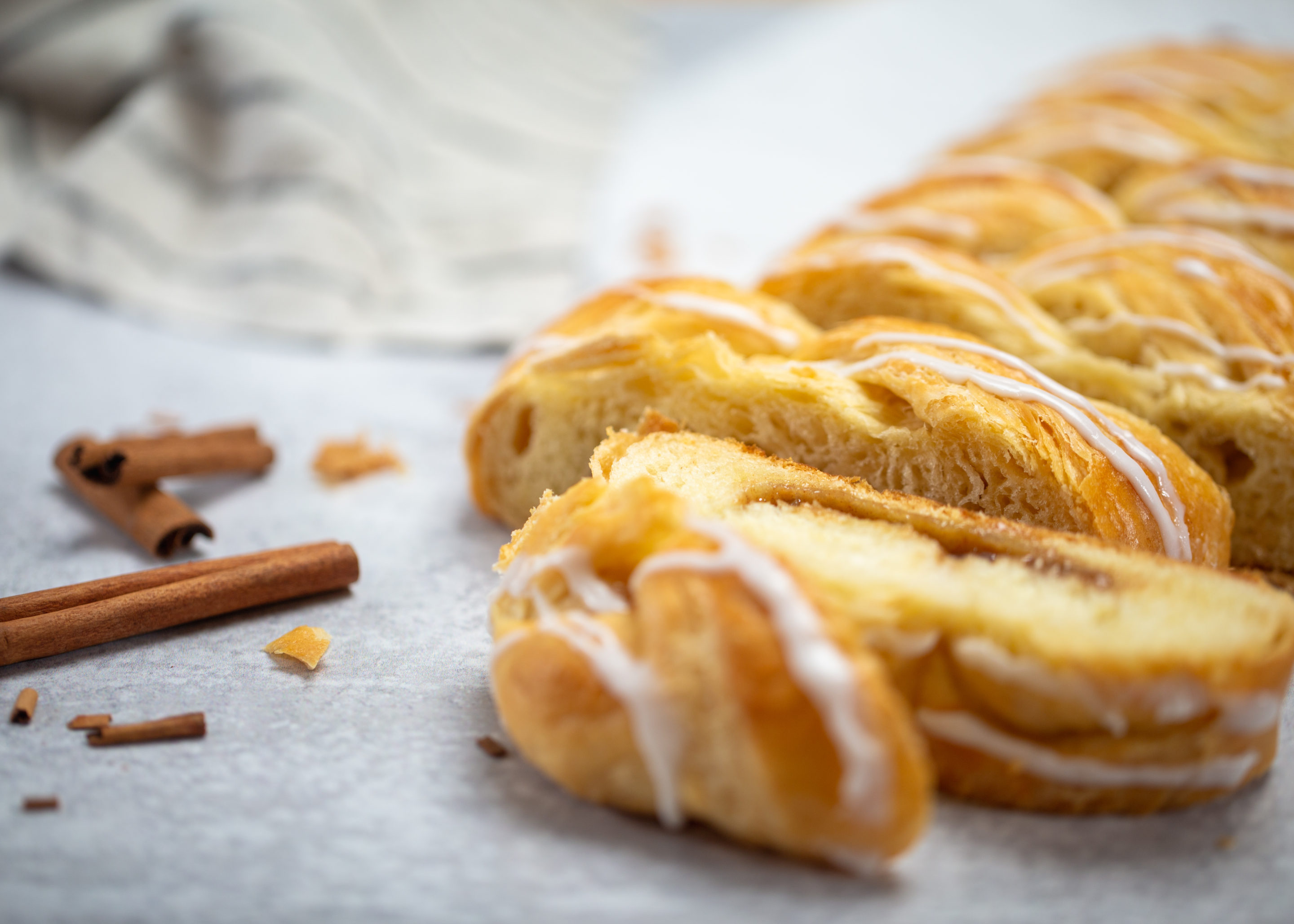 butter braid pastries school