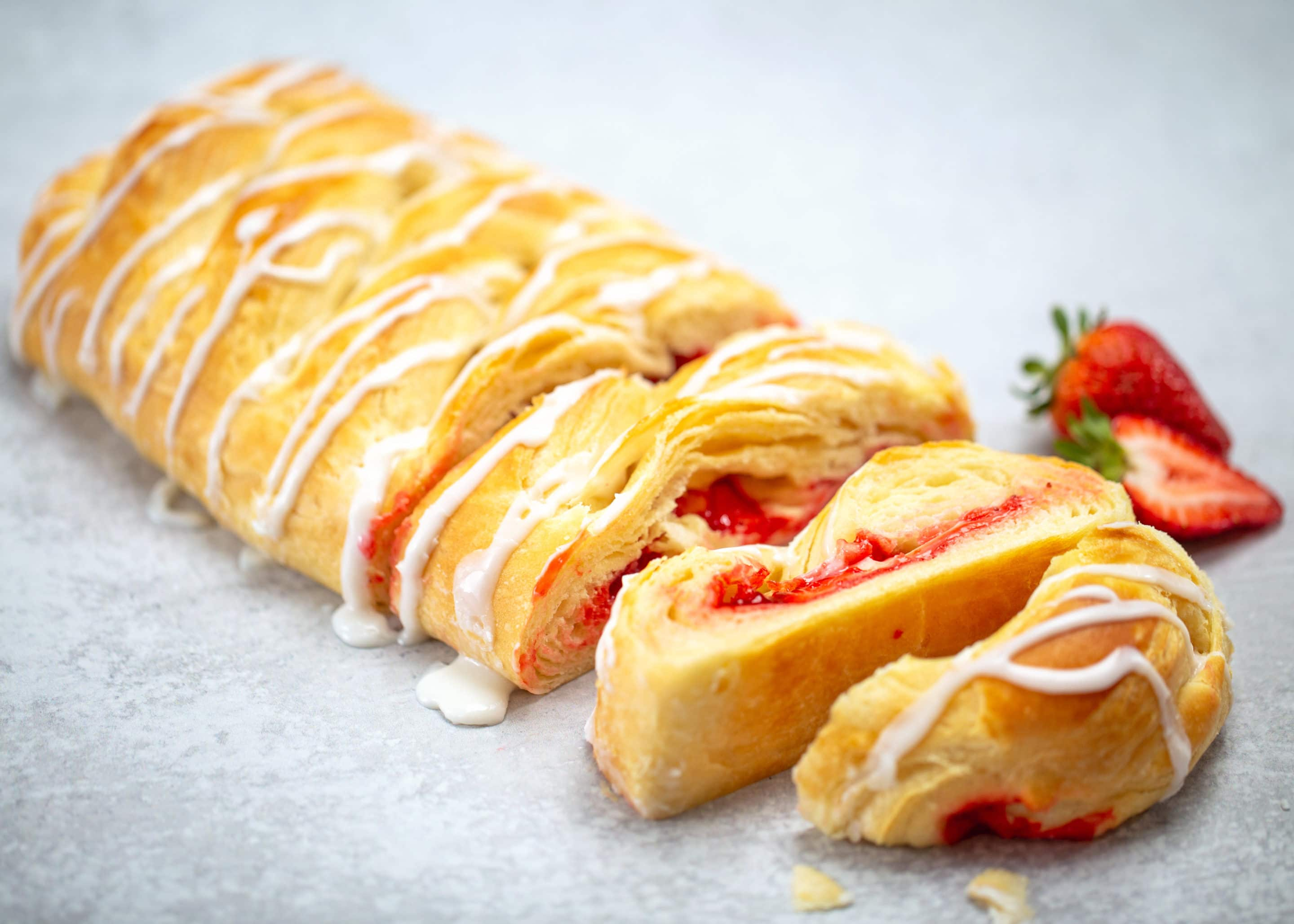 butter braid pastries fundraiser